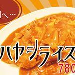 日乃屋カレー - 数量限定ハヤシライス