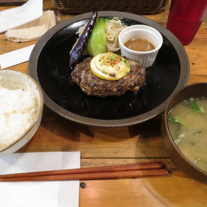 山本のハンバーグ 阿佐ヶ谷食堂