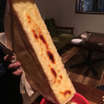 Grill & Cheese UCHINOCO - ラクレットチーズ