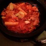 韓国家庭料理 アンニョン - タッカルビ