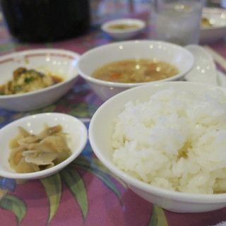 筑紫樓 - 料理写真:牛肉の辛子炒め