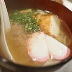 地鶏亭 仁 - 地鶏麺