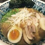 麺匠 名人房 - 鶏骨醤油ラーメン
