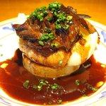 58400403 - ランチセット 1362円 の牛ホホ肉の赤ワイン煮 ~季節野菜のロースト添え~
