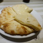 リトルインディア - チーズがたっぷり