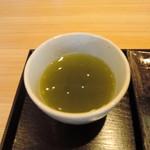 カフェ ド コウエモン - 煎茶