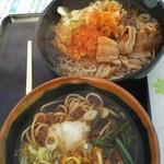 nikkouguchipa-kingueriakudaribaiteninshokuko-na- - なめこおろし蕎麦500円