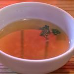 いなか屋 - スープ