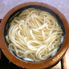 Taishouankamaharu - 料理写真:釜揚げうどん(830円+大盛り300円)