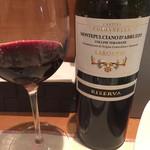 カバルッチョベルデ - 赤ワイン
