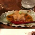 ここちもなか - 蓮根と鰻の料理
