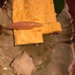 青木鮮魚店 - 大人の卵焼き