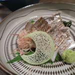 タツノコ - 太刀魚の塩焼き_2016/11