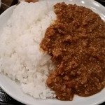 南蛮食堂 - 本格キーマカレー590円に・・・