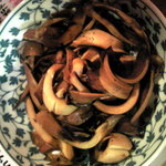 時代屋 - イカの煮物