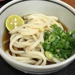 森製麺所 - ひやかけ1玉220円(税込)