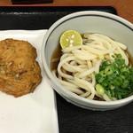 森製麺所 - 合計で350円(税込)
