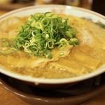 58412225 - 鶏ガラ醤油ラーメン