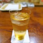 にしぶち飯店 - 梅酒