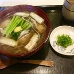 58414503 - 大粒牡蠣蕎麦 1900円