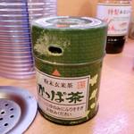 Kappazushi - 粉茶缶
