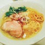 麺や 彩~iro~ - 塩そば(麺150g)