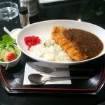 5DEER - 料理写真:カツカレー1