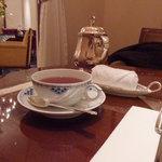 ロイヤルクリスタルカフェ - 紅茶