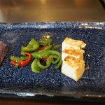 碧 国際通り松尾店 - 料理のコースにつく
