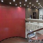 marunouchi cafe 倶楽部21号館 - 新東京ビル地階エントランス