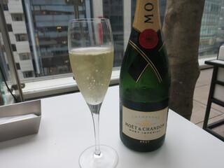 マーサーブランチ ギンザテラス - NM Champagne Brut MOET & CHANDON