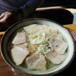 58423641 - 山塩チャーシュー麺