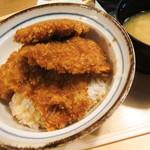 タレカツ - ヒレかつ丼