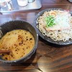 麺場 風雷房 - しょうゆつけ麺