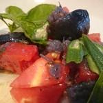 58425659 - Salad 茄子とトマトのサラダ