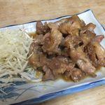 久勝 - 豚肉炒め