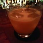 bar Jug - みかんと梅酒カクテル