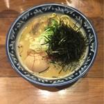 58428367 - らぁ麺 ¥900-