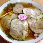 三吉屋 - チャーシュー麺