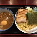 甍 - 特製 濃厚にぼしつけ麺 大(300g)