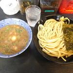 無鉄砲つけ麺無極 -  Wスープつけ麺中