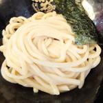 無鉄砲つけ麺無極 - 太麺