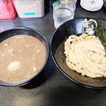 無鉄砲つけ麺無極 -  濃厚つけ麺+味玉