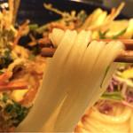 うどん工房悠々 - 弾力があって歯に吸い付く様な素晴らしい麺