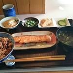 つる来 - 鮭の麹焼き
