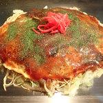 OKOじゃ - 「肉玉そば」(780円)、「野菜W」(210円)
