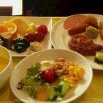 58432900 - 奥さんの朝食