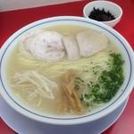 南京ラーメン 黒門 - 今回の朝食&昼食♡