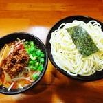 麺 まる井 - 味噌つけ麺
