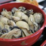 漁師の海鮮丼 - 牡蠣丼2